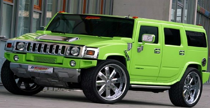 Τέλη κυκλοφορίας και κατανάλωση καυσίμου για όλα τα μοντέλα της Hummer