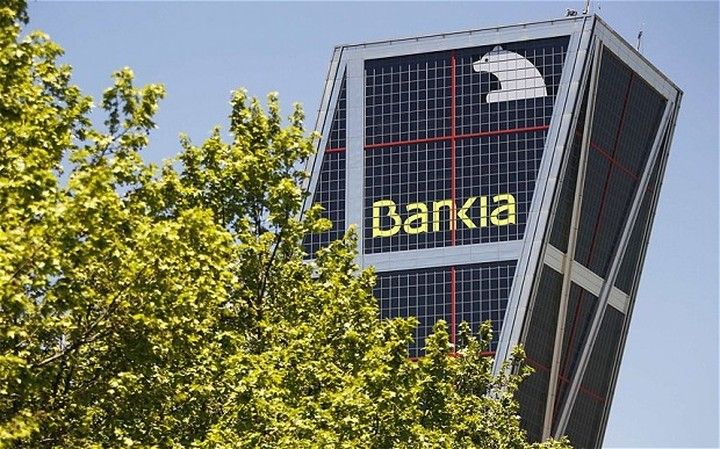 Απορρίφθηκε το ισπανικό σχέδιο επανακεφαλαιοποίησης της Bankia