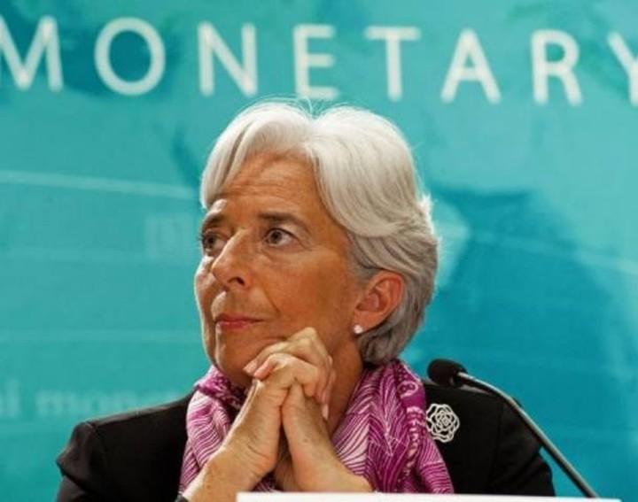 Lagarde: Η Ελλάδα να παραδειγματιστεί από τη Λετονία