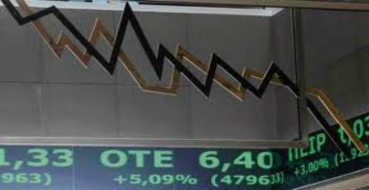 Η εικόνα του Χρηματιστηρίου Αθηνών σήμερα