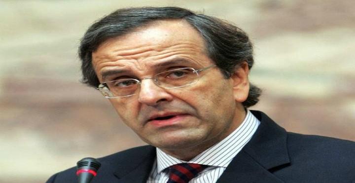 Αν. Σαμαράς: «Ο λαός ψήφισε την παραμονή μας στο ευρώ»