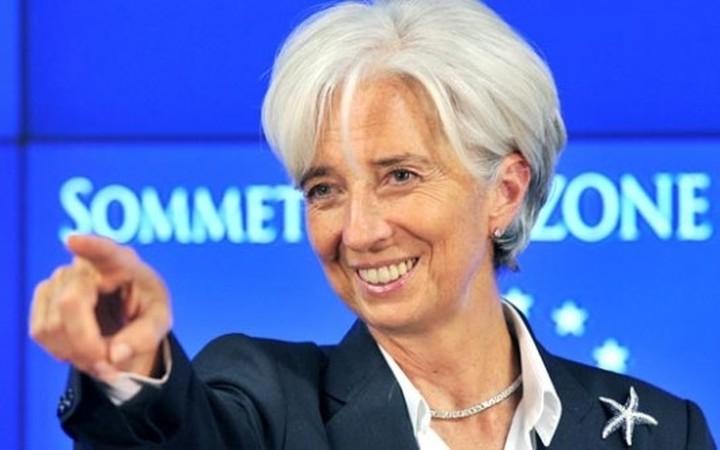 Λαγκάρντ: Στην Ελλάδα το ΔΝΤ μόλις σχηματιστεί η κυβέρνηση