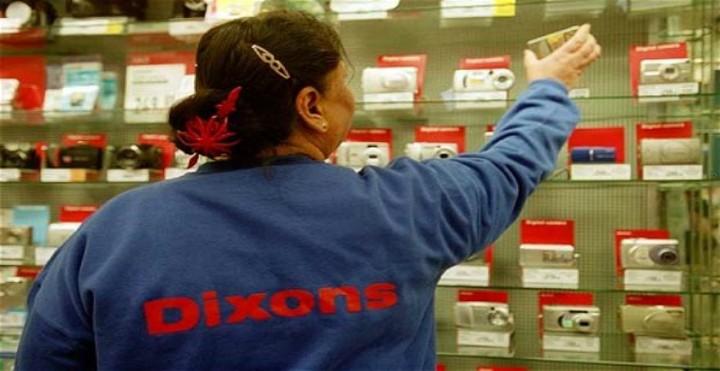 Ανάκαμψη της αγοράς προβλέπει η Dixons και παραμένει Ελλάδα