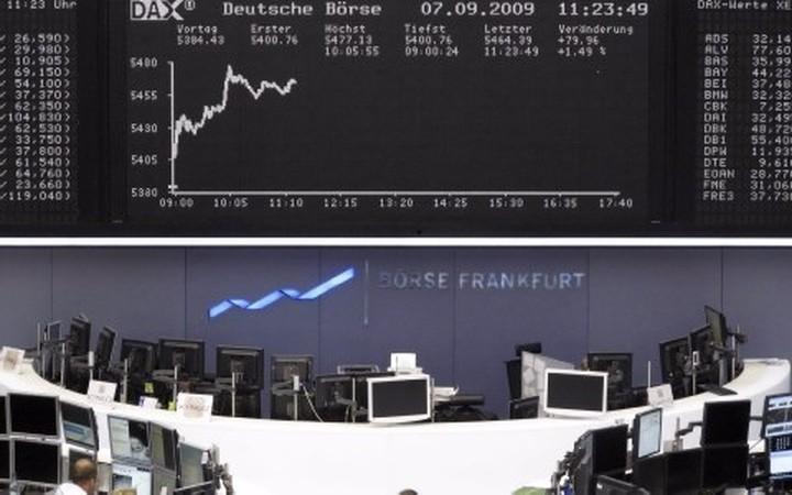 Με πτώση άνοιξαν τα ευρωπαϊκά χρηματιστήρια