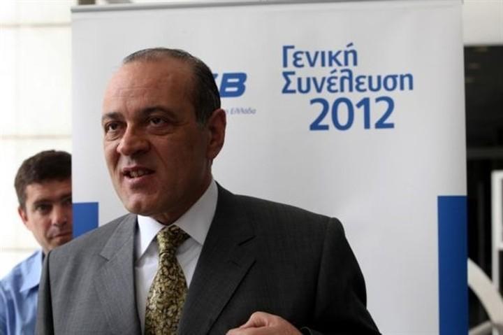 Πρόεδρος ΣΕΒ: «Η Ελλάδα δεν θα βγει από την κρίση με μνημόνια»