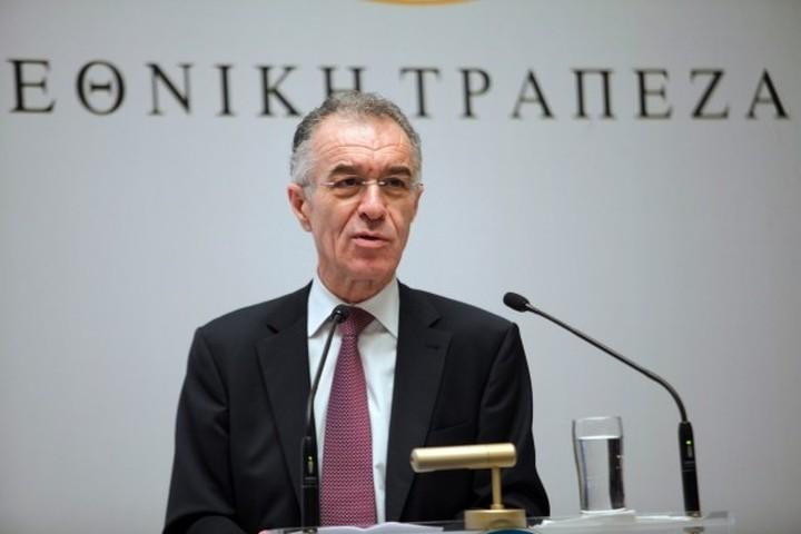 Παραιτήθηκε και από την Εθνική Τράπεζα ο Β. Ράπανος