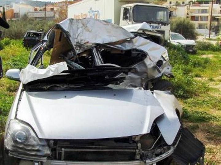 ΕΛΣΤΑΤ: Μείωση τροχαίων κατά 13,3% τον Απρίλιο