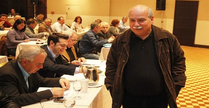 Γραμματέας της Κοινοβουλευτικής Ομάδας του ΣΥΡΙΖΑ ο Νίκος Βούτσης