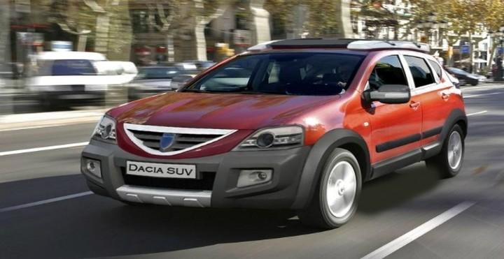 Τα πετρελαιοκίνητα μοντέλα της Dacia