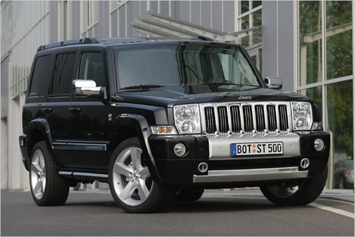 Tα πετρελαιοκίνητα μοντέλα της Jeep