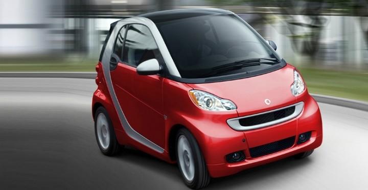 Tα πετρελαιοκίνητα μοντέλα της Smart