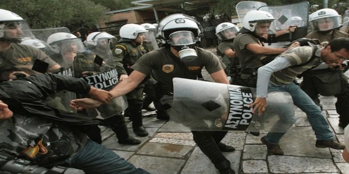 Διεθνής Αμνηστία: Υπερβολική αστυνομική βία στην Ελλάδα