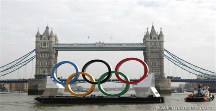 Η ελληνική αποστολή για τους Ολυμπιακούς του Λονδίνου 2012