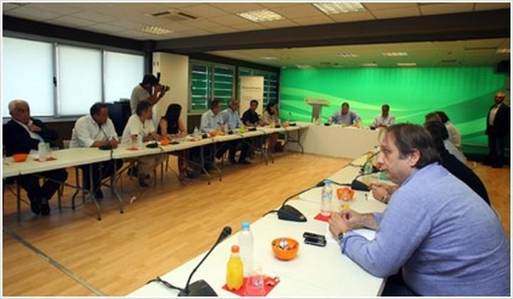 Για πρώτη φορά συνεδρίασε η νέα Οργανωτική Γραμματεία του ΠΑΣΟΚ