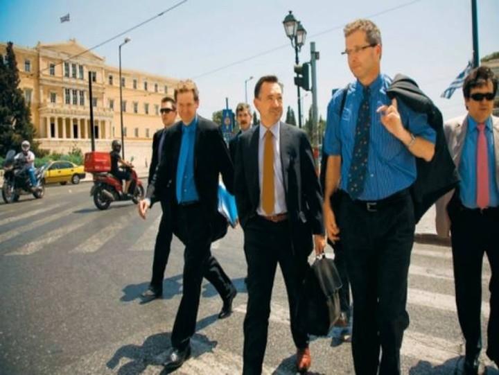 H Tρόικα επιστρέφει για... δουλειές - Στις 24 Ιουλίου στην Αθήνα