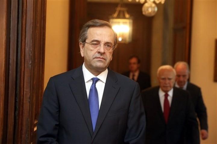 """""""Στόχος η αξιοπιστία των εταίρων και η εμπιστοσύνη του ελληνικού λαού"""""""