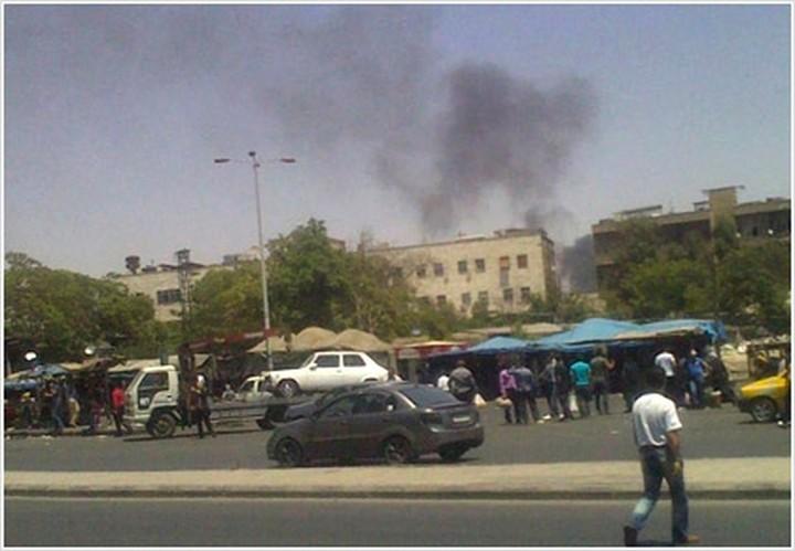 Αναστολή λειτουργίας της ελληνικής πρεσβείας στη Δαμασκό
