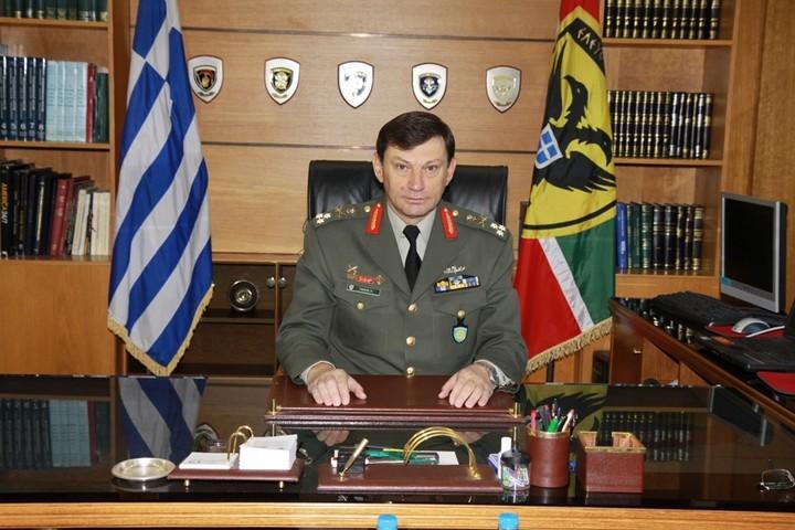 Kωνσταντίνος Γκίνης: ο νέος αρχηγός ΓΕΣ
