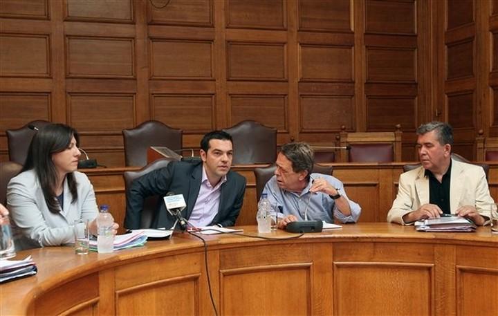Αίτηση κατάθεσης εγγράφων από τον ΣΥΡΙΖΑ για τις τράπεζες