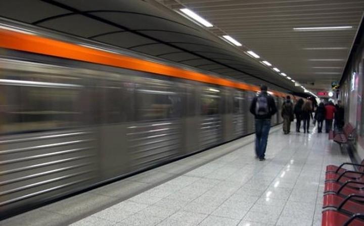 Στάση εργασίας στο μετρό αύριο