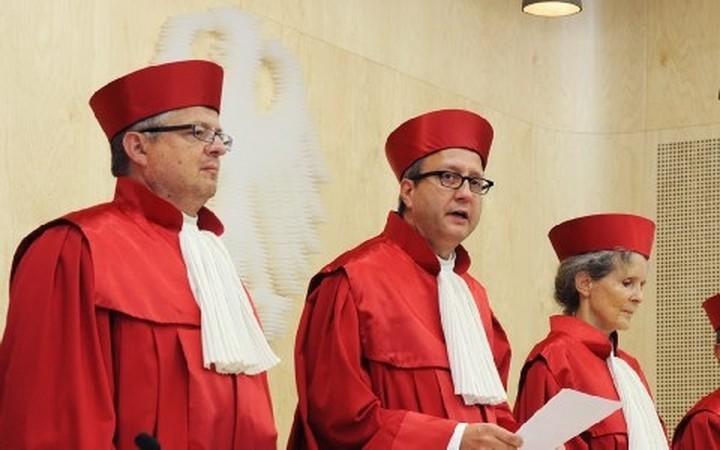 «Πράσινο φως» στον ESM από το Συνταγματικό Δικαστήριο της Γερμανίας
