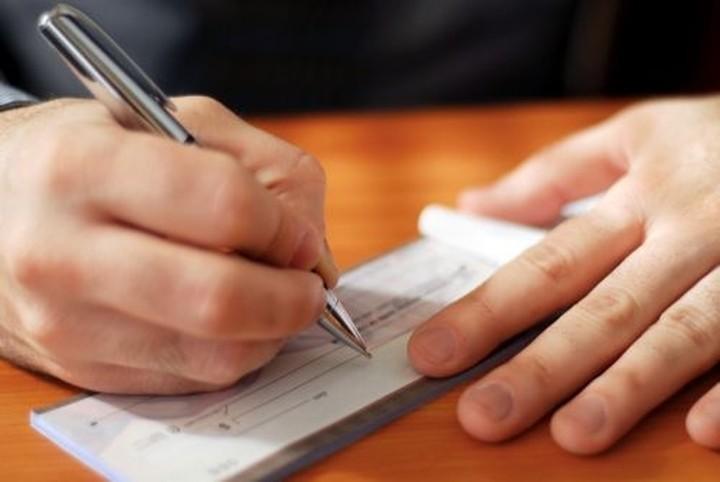 Στα 1,02 δισ. ευρώ οι ακάλυπτες επιταγές το 2012