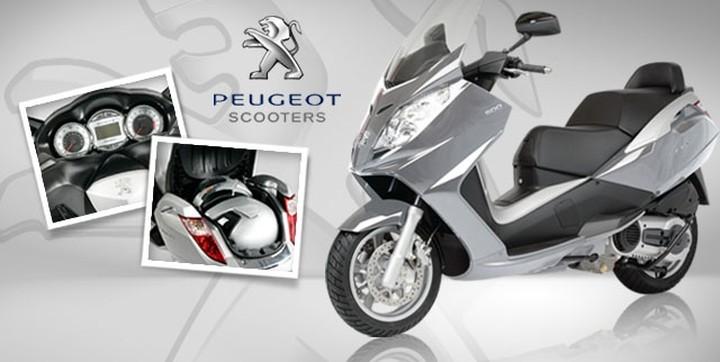 Κάνε δικό σου ένα μοναδικό Scooter Peugeot Satelis 500 CC