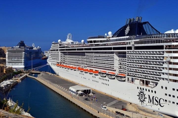 Επιστρέφουν τα μεγάλα κρουαζιερόπλοια στη Θεσσαλονίκη