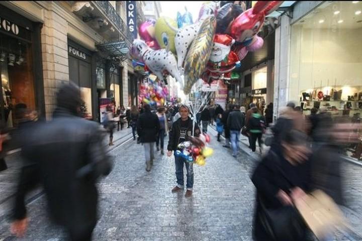 Αύξηση 3,6% της απασχόλησης στο λιανεμπόριο στο δ΄ τρίμηνο 2012