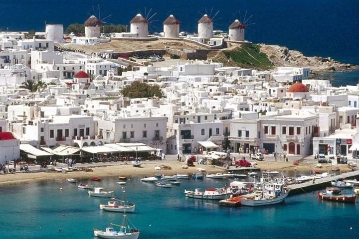 Το τουριστικό προφίλ της Ελλάδας