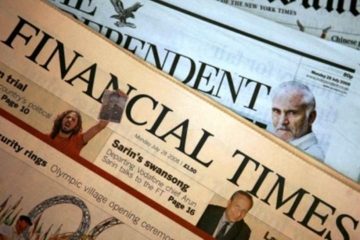 Άρθρο-φωτιά από τους Financial Times για Τρόικα και Ελλάδα