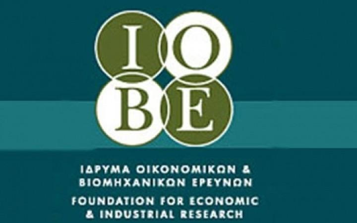 ΙΟΒΕ: Στο 5% η ύφεση φέτος στην Ελλάδα