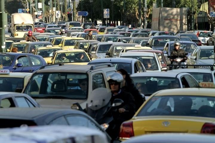 Εντείνεται ο έλεγχος των ανασφάλιστων οχημάτων
