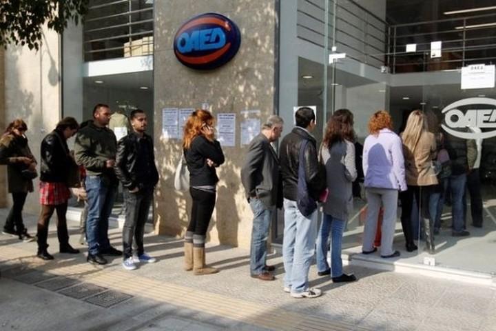 Στο 27,6% η ανεργία στην Ελλάδα, σύμφωνα με την Eurostat