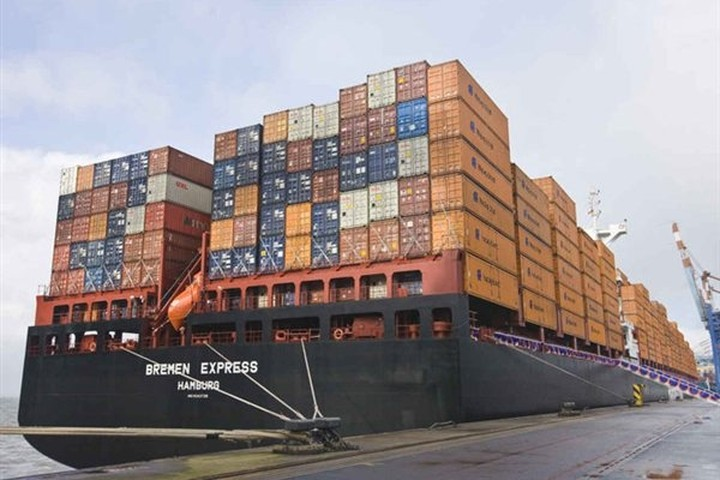 Αύξηση εξαγωγών 6,7% τον Ιούλιο