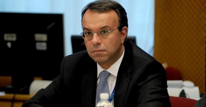 """Χ. Σταϊκούρας: """"Βλέπει"""" το έλλειμμα κάτω από 3% για το 2013"""