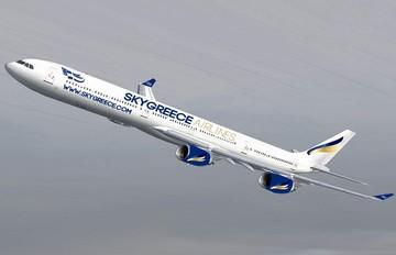 Η αεροπορική που θέλει να καλύψει το κενό της Ολυμπιακής, με ιερέα στο...πηδάλιο της