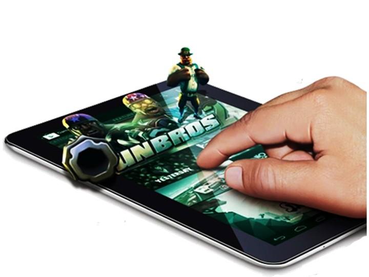 Έρχεται το πρώτο tablet...3D
