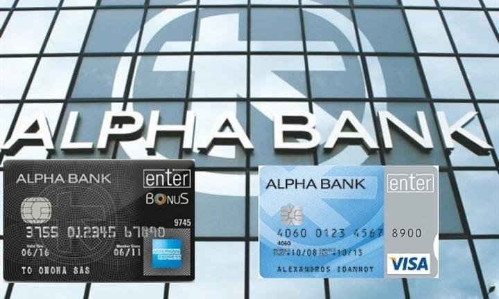Προθεσμιακά επιτόκια της Alpha Bank