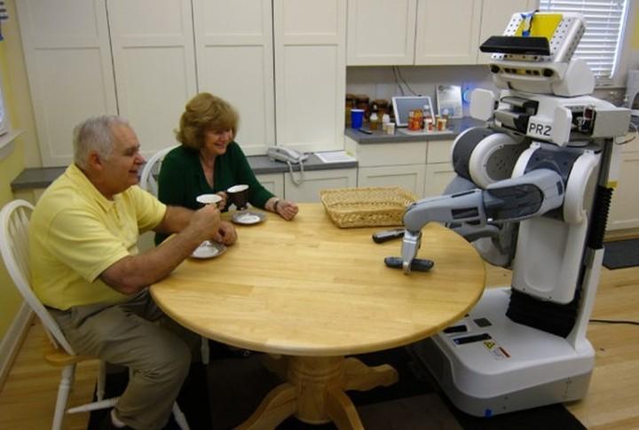 Από ρομπότ θα χαθούν έως και 5 εκατ. θέσεις εργασίας