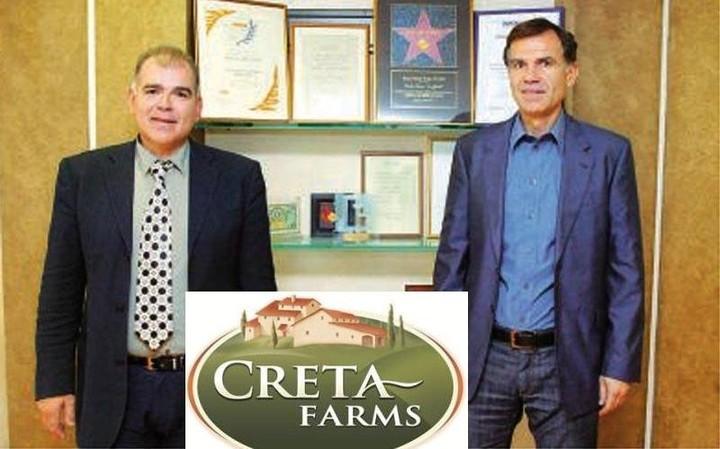 Το μετέωρο βήμα της Creta Farm