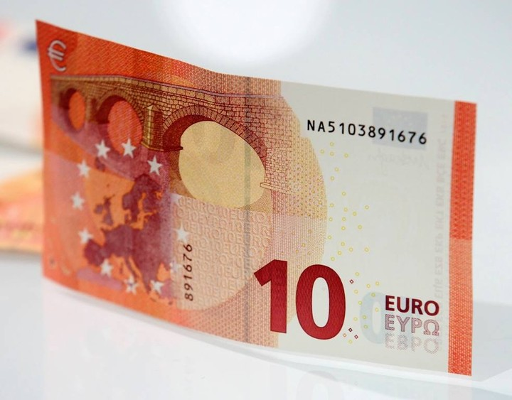 Έτοιμο το νέο 10 ευρώ - Δείτε πότε θα κυκλοφορήσει