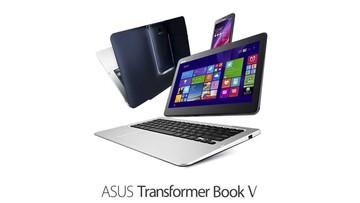 Transformer Book V, φωτογραφίες και πλήρη τεχνικά χαρακτηριστικά