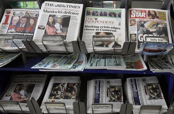 Ντερ Στάνταρντ: «Οι ξένες εφημερίδες σπανίζουν στην Ελλάδα»