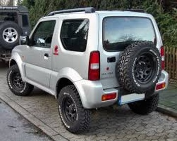 H Suzuki ανακαλεί το Jimny
