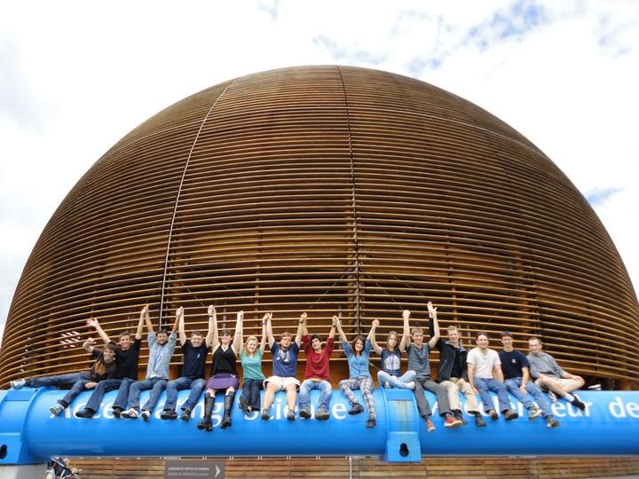 Ελληνικό λύκειο νίκησε σε διαγωνισμό του CERN!