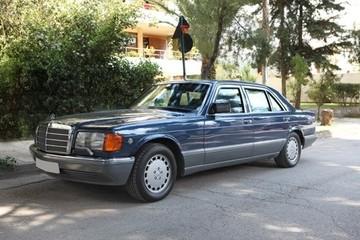 Σε δημοπρασία η θρυλική Mercedes του Κωνσταντίνου Καραμανλή