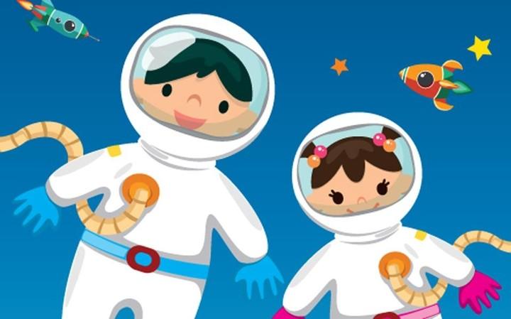 Κοσμοσυρροή για ταξίδι στο διάστημα