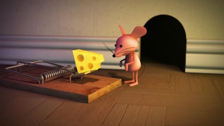 Η συγκινητική ιστορία ενός ποντικιού (Video)