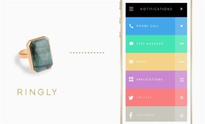 Ringly: Το δαχτυλίδι του iPhone